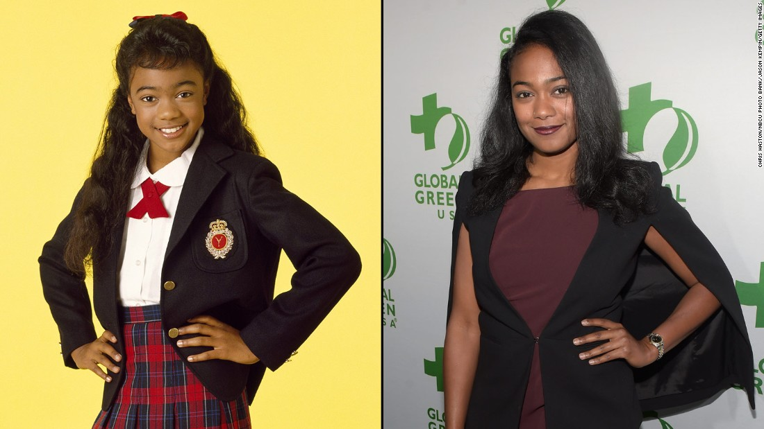 "Tatyana Ali portrayed the youngest Banks child, Ashley. She graduated from Harvard University in 2002, started a production company and had roles on ""The Young and the Restless"" and ""Love That Girl!"" She and husband Vaughn Rasberry welcomed their first child together, a son, in September 2016."