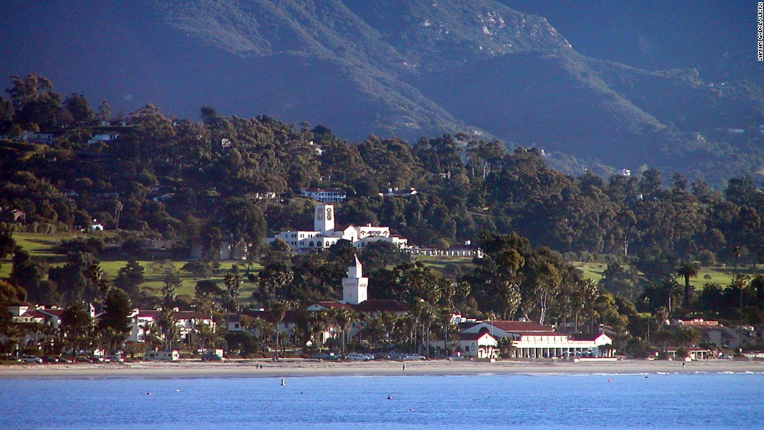 "<strong>10. East Beach, Santa Barbara, California.</strong> Known for hosting volleyball tournaments at its famous courts, <a href=""http://www.santabarbaraca.gov/gov/depts/parksrec/parks/features/beaches/east.asp"" target=""_blank"">East Beach</a> can be found, naturally, on the east side of the city's the 4-mile-long stretch of city beach parks. The Cabrillo Pavilion Bathhouse, built in 1927, has volleyball rentals, lockers, showers and beach wheelchairs."