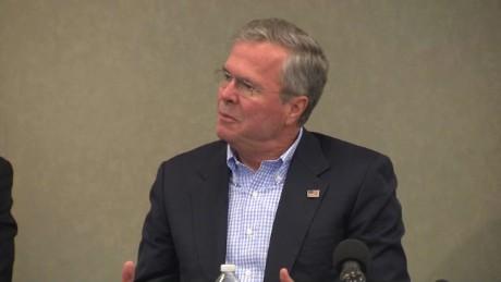 Jeb Bush Obama abandons Iraq_00002515