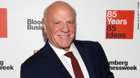 Barry Diller attends Bloomberg Businessweek's 85th anniversary celebration at the American Museum of Natural History on December 4, 2014 in New York City.