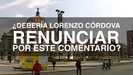 cnnee orig open mic mexico lorenzo cordova racist comments_00000407