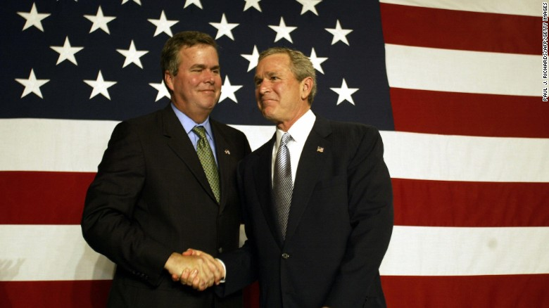 Jeb's role in 2000 Florida recount