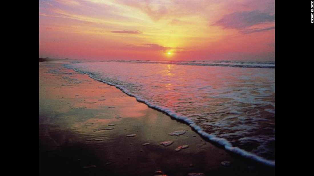 """<strong>8. Beachwalker Park, Kiawah Island, South Carolina.</strong> Head south from Charleston to the southern end of Kiawah Island. There you'll find 11 miles of untouched beach at <a href=""""http://discoversouthcarolina.com/products/4058"""" target=""""_blank"""">Beachwalker Park</a>, where you can kayak or canoe through the tidal inlets, or walk or bicycle to bird watch at Captain Sam's Inlet."""