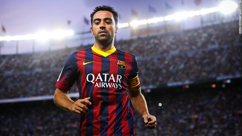 Barcelona legend Xavi reveals Ultimate Player