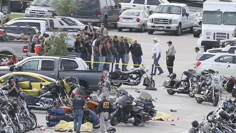 Deadly Texas biker brawl