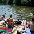 London swimming -- Hampstead Heath ponds