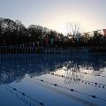 swimming London - Tooting Bec lido