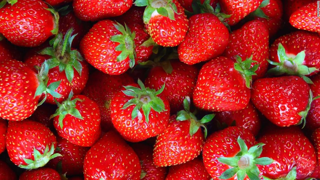 Strawberries linked to multistate hepatitis A outbreak - CNN