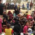 04 Iraq sandstorm families