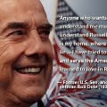 Memorial Day- Bob Dole quote