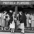 Wimbledon tennis players photos 1951