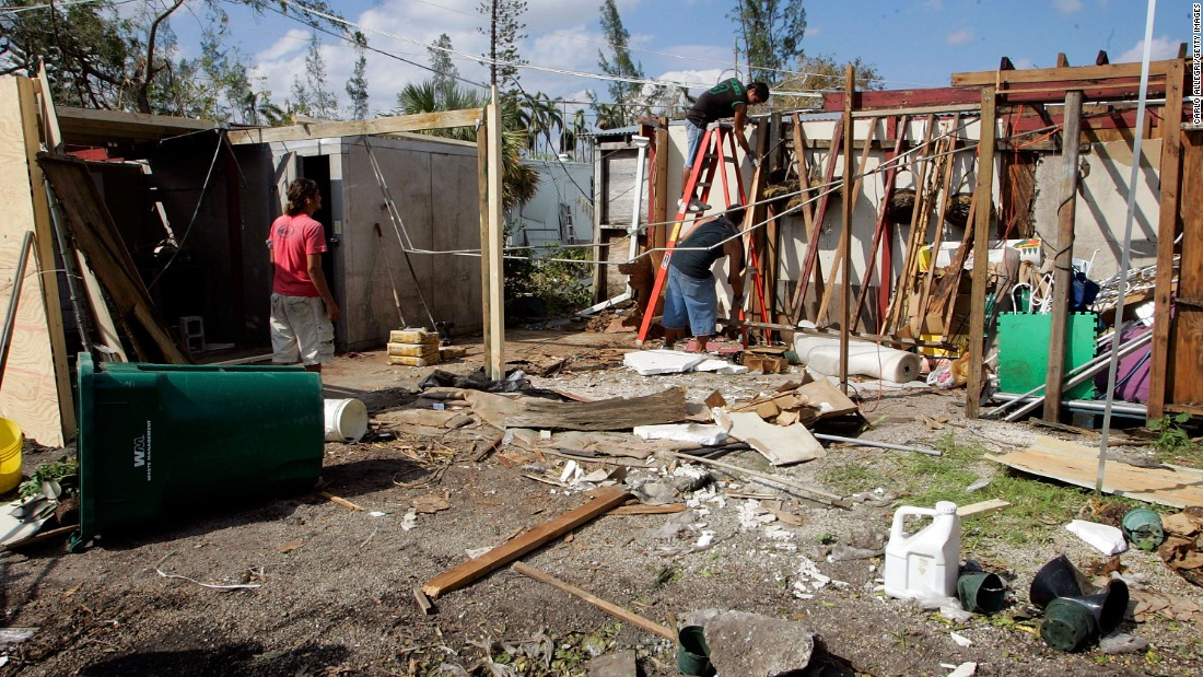 Hurricane wilma death toll