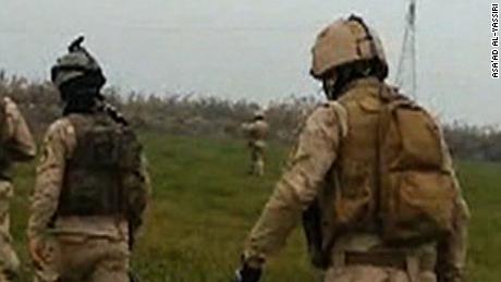 Asa'ad al-Yassiri shot exclusive battle video before ISIS captured Ramadi, Iraq