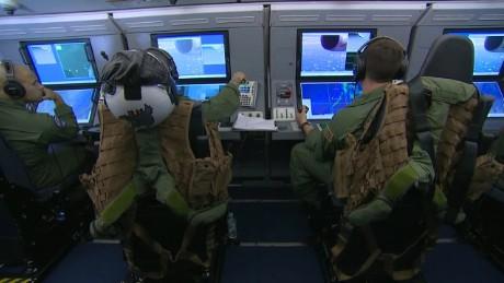 sciutto navy p8 surveillance plane tour origwx js_00003413