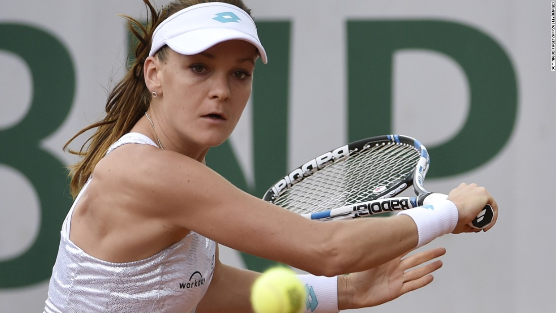 But Agnieszka Radwanska's slump continues. The Pole, a former Wimbledon finalist, lost to Germany's Annika Beck. Beck, ranked 83rd, had lost six in a row and was 1-10 in her last 11 matches.