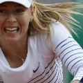 sharapova wins