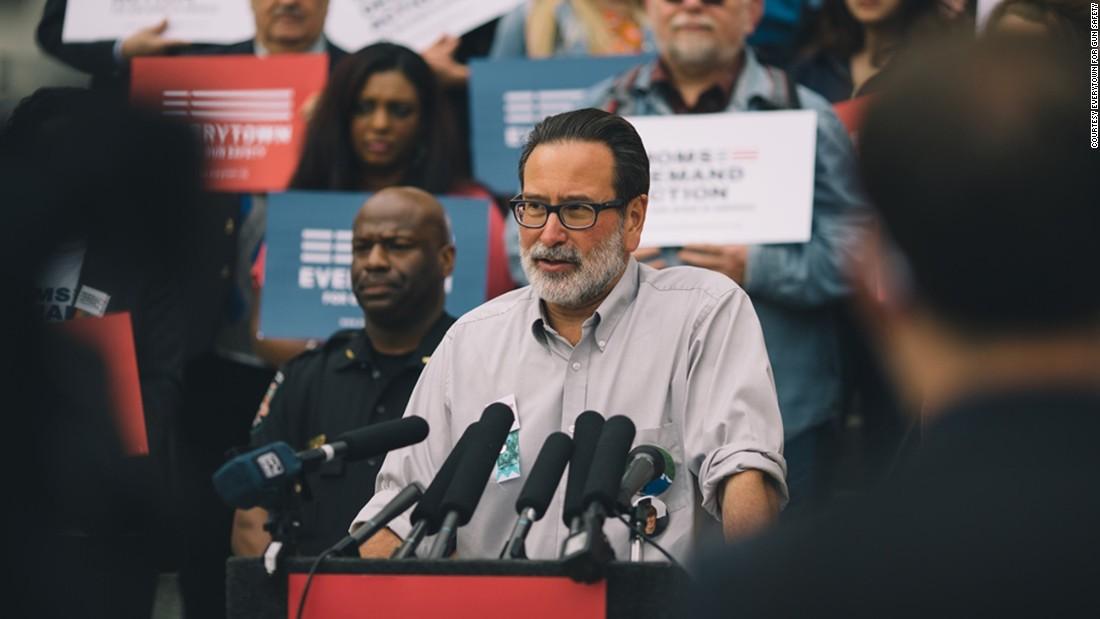 Martinez has taken his case around the United States.