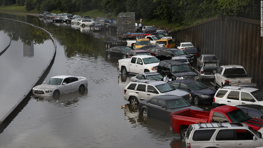 Texas Floods More Rain Expected In Houston CNN - Current weather flooding map of us
