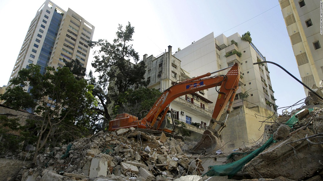 The destruction of Lebanese architectural heritage, a concern since the first high-rise towers began to replace the gardens of historic Ras Beirut in the 1950s, has accelerated at an alarming rate in the last two decades.