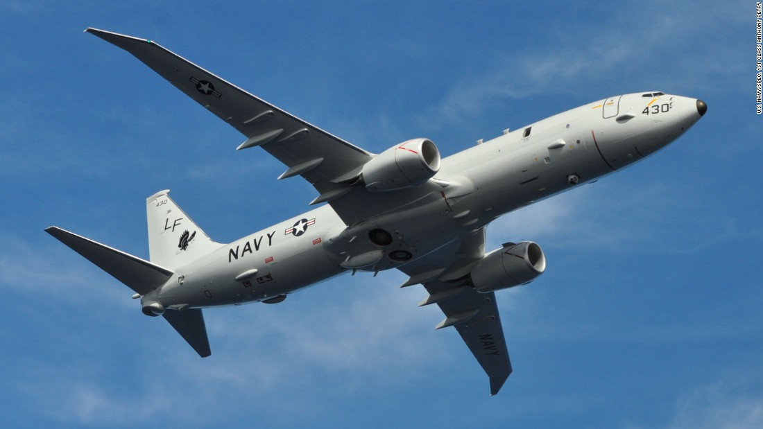 The request includes $2.2 billion to buy P-8A Poseidons -- modified Boeing 737s designed to be submarine hunters.