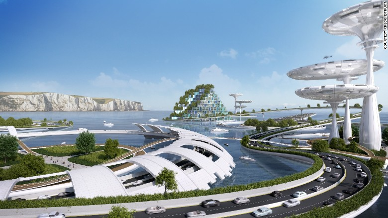 The World In The Year 2100
