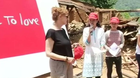 nepal quake damage sarandon intv_00002920