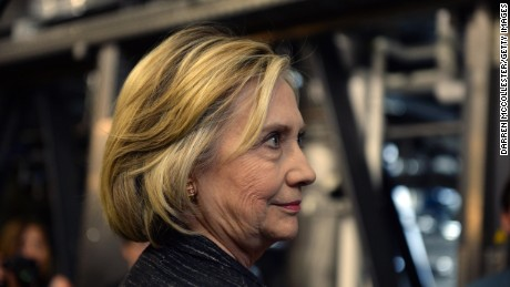 Poll: 50% have unfavorable view of Hillary Clinton