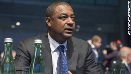 Jeffrey Webb, a former FIFA  vice president and onetime head of CONCACAF.