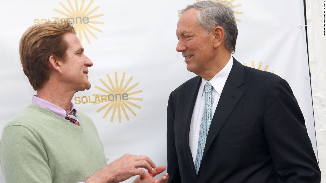 Actor Matthew Modine and Pataki attend Solar One's Annual Revelry By The River Benefit at Solar One on June 2, 2009 in New York City.