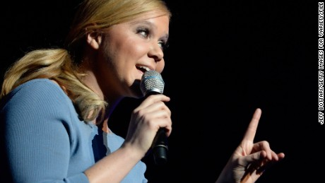 Can Amy Schumer defeat ISIS?