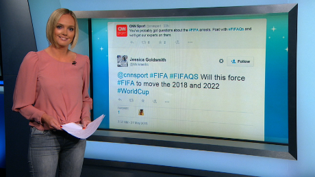 CNN's Amanda Davies answers viewer and Twitter user's questions