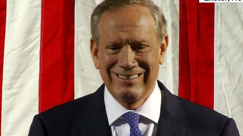 how tall is gov pataki