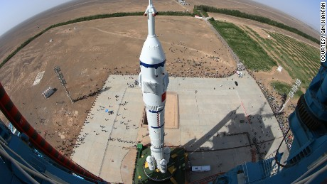 China presses ahead with space ambitions