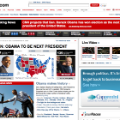 2008 homepage