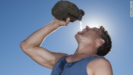 From bad breath to car accidents, dehydration is a real health threat