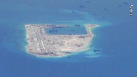 Expert: China's military moves signal threat of war