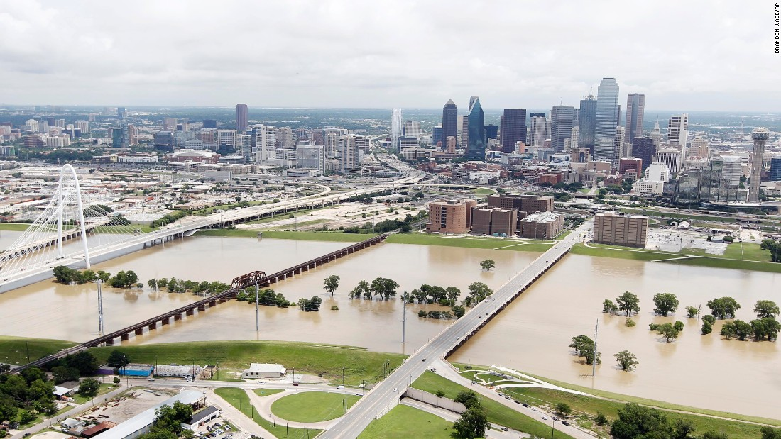 Texas floods: More rain expected in Houston - CNN