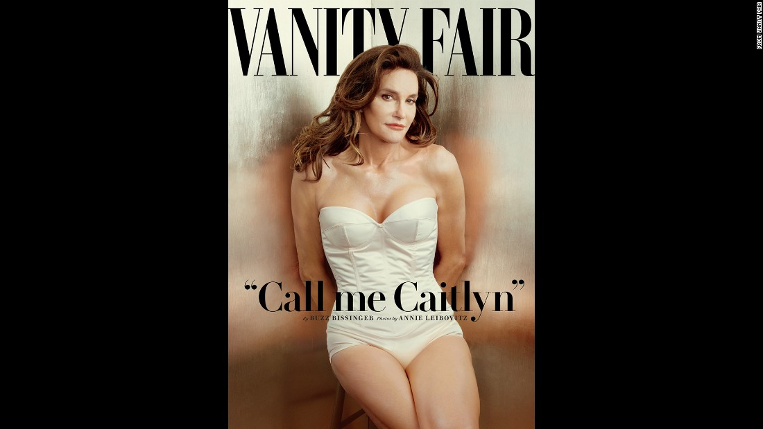 "Caitlyn Jenner, previously known as Bruce, revealed her new name and gender in Vanity Fair in June 2015. Jenner's announcement was called a watershed moment for transgender visibility. She appeared in the reality show ""I Am Cait."""