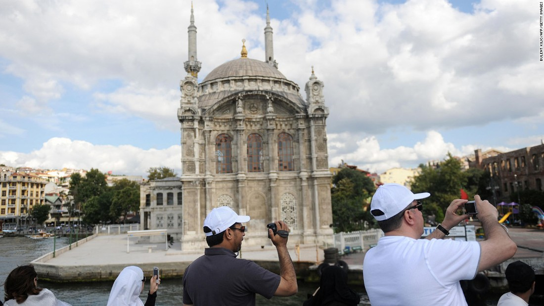 Istanbul will see an estimated 12.56 million global visitors in 2015. Among all the 132 cities on the list, Istanbul has the most diverse visitor base.