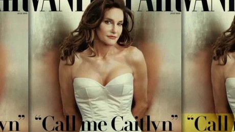Say hello to Caitlyn Jenner!