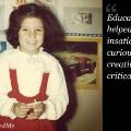 #educationhelpedme Isa Soares