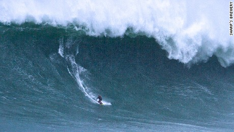 Andrew Cotton: Surfing plumber pipes the world's biggest waves