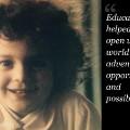#educationhelpedme Gisella Deputato