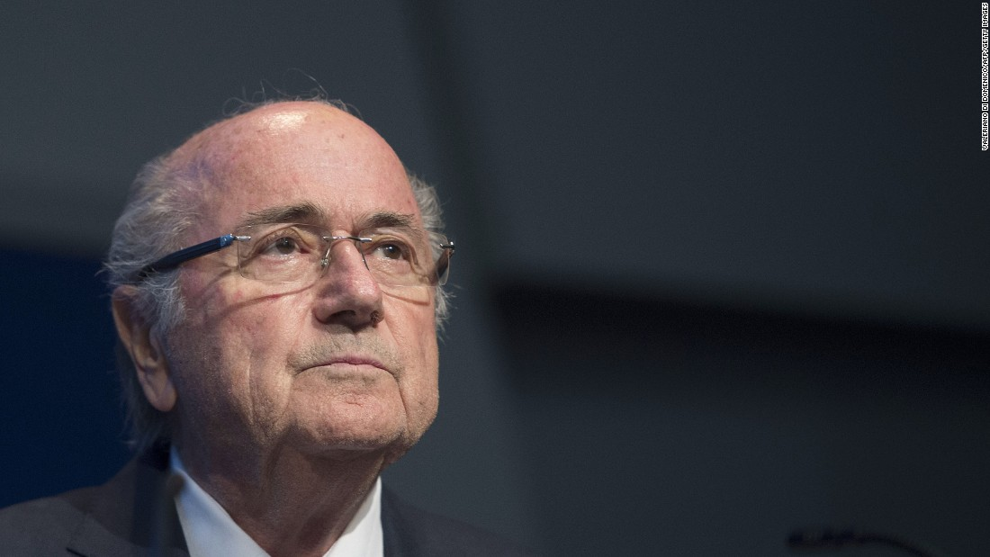 "Sepp Blatter announced Tuesday that he is to resign as FIFA president with a fresh election set to be held to determine his successor. The 79-year-old's decision brought both ""surprise and relief,"" according to Johansen."