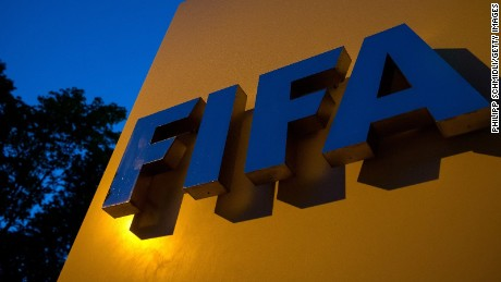 Swiss police arrest two FIFA officials