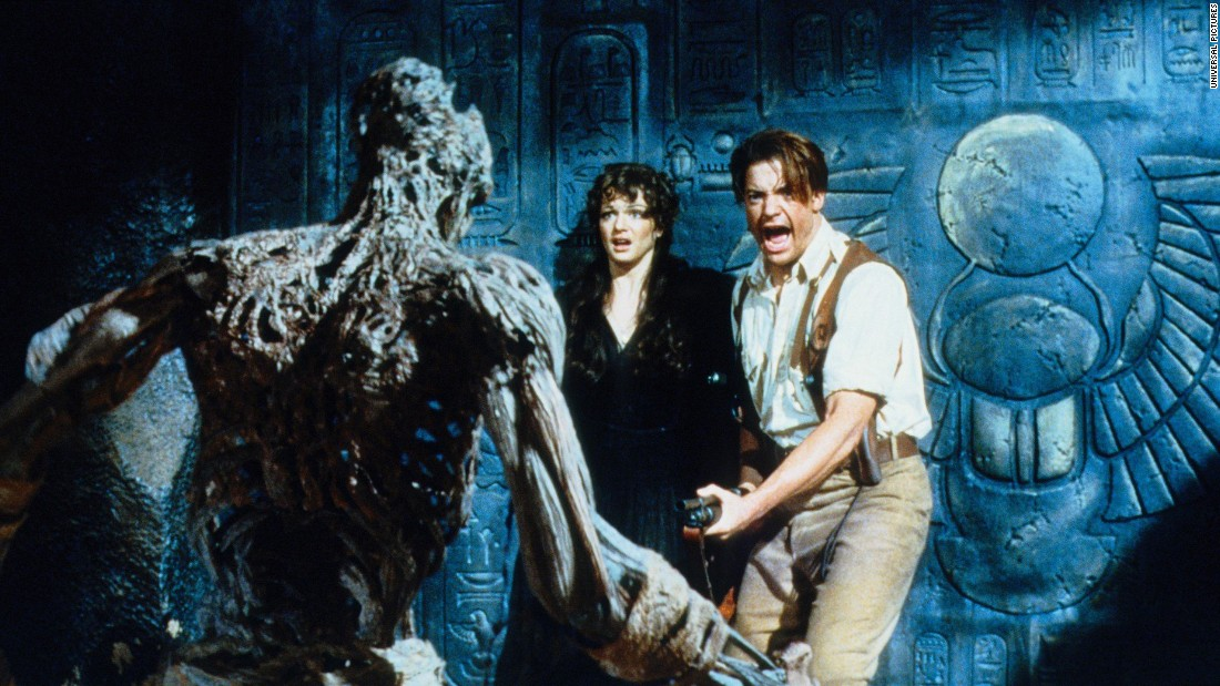 """The Mummy"" was a blockbuster in 1999, and Universal Pictures wants to try it again."