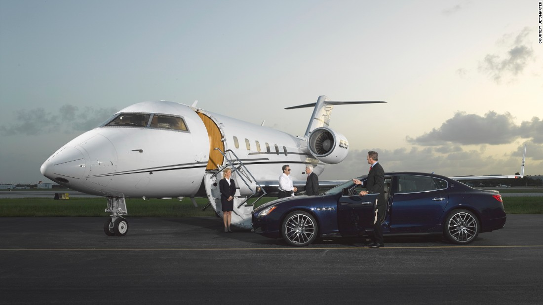 Companies such as Jetsmarter aggregate aircraft availability from thousands of private jets to produce quotes within seconds.