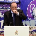 Rafa Benitez Real Madrid 2