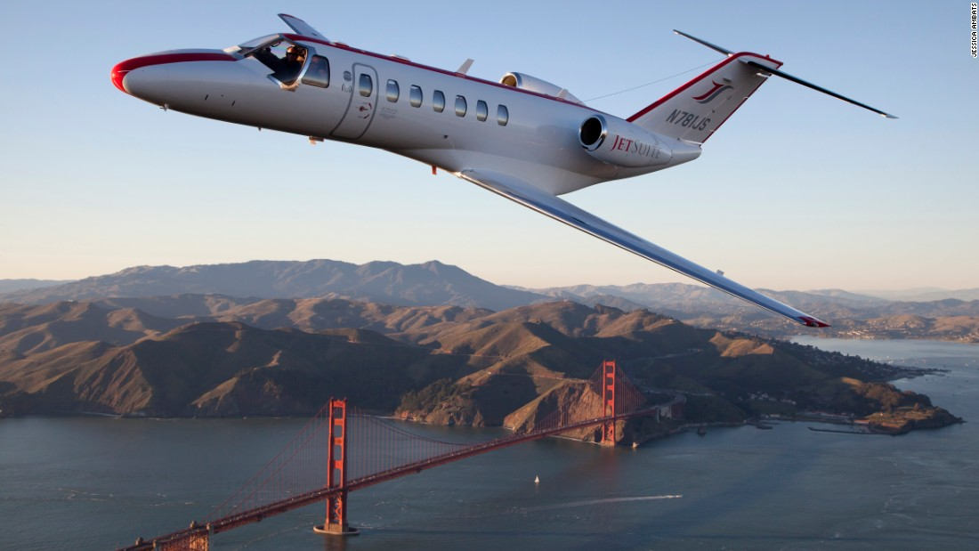 Empty legs are a result of flights chartered one-way, allowing users to snag considerable discounts by jumping aboard the jet's return leg. Some empty leg journeys are even free for Jetsuite's members.