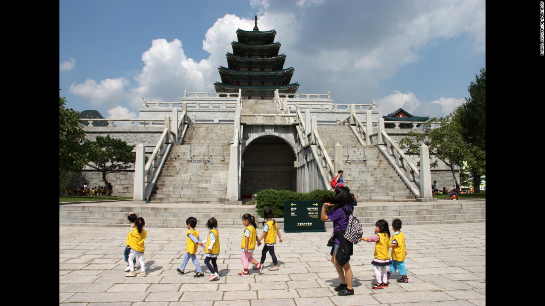 Another newcomer to the top 20, the National Folk Museum of Korea saw a nearly 21% increase in attendance between 2013 and 2014. Nearly 3.3 million people visited in 2014.
